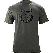 Alaskan Air Command Subdued Veteran Patch T-Shirt