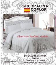 Colcha Manta de Sedalina con el interior de Borrego sherpa modelo Versace