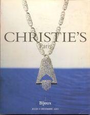 CHRISTIE'S JEWELS Boucheron Chanel Van Cleef Arpels 03