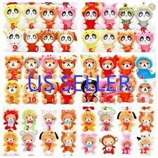 "Japanese Bear Rilakumma Panda Plush 4""/7.9"" 12 Styles Cosplay Zodiac......"