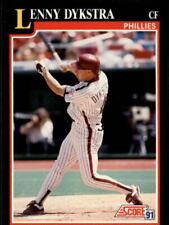 1991 Score Baseball Pick From List (250-497)