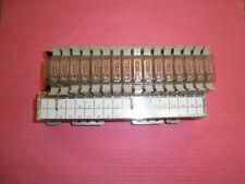 Omron: G7TC-OC16-DC 16 Point Relay Block w/16 Relays<