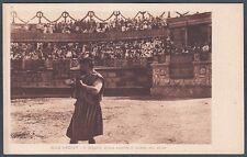 QUO VADIS 20 FILM CINEMA MUTO SILENT MOVIE 1912 Cartolina NON FOTOGRAFICA