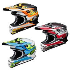 Shoei VFX-W Turmoil Motorbike Motocross Helmet MX Off Road ATV Quad Dual Sport