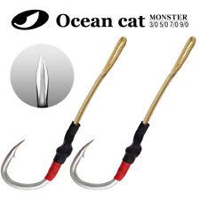 OCEAN CAT Assist Hooks SJ-51 Monster Stinger Jigging Jigs Hook Slow Fast Fall