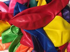 50 Luftballons Metallic  30 cm Geburtstag Deko Hochzeit Party Freie Farbwahl