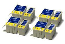 4x Nero & 4x colore compatibile (NON-OEM) Cartucce di inchiostro da sostituire T007 & T008