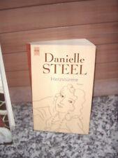 Herzstürme, ein Roman von Danielle Steel, aus dem Heyne