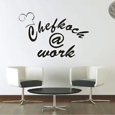Küchen Wandtattoo  Tee Kaffee Küche Esszimmer Koch Wandbild Wanddeko Bild3