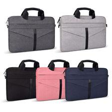 Waterproof Shoulder Strap Sleeve Bag Handbag fr Dell ASUS Apple Microsoft Laptop