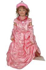 rosa Prinzessin Kleid Kinderkostüm Mädchen Ballkleid Kleidchen Kinder Kostüm neu