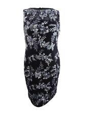 Calvin Klein Women's Embroidered Sheath Dress