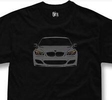 Tshirt for BMW E60 fans 520 525 530 M5 T shirt + hoodie