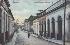 BRAZIL MANAOS RUA HENRIQUE MARTINS HUEBNER & AMARAL 6529