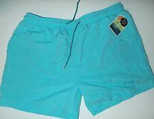 Mens Swim Shorts in Light Blue. Sizes XL or XXL