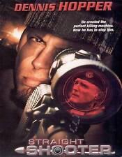 Straight Shooter, New DVD, Georg Blumreiter, Bianca Brad, Maximillian Beckmann,