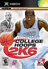 College Hoops 2K6 (Microsoft Xbox, 2005)