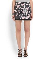 Diane von Furstenberg Dress DVF- Sequined Elley Printed Mini Skirt-NWT-RP: $385