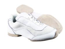 Latin Salsa Very Fine Ballroom Dance Men's Sneaker Shoe VFSN007 White
