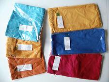 2 Tlg. Kissenbezug Kissenhülle (Ohne Kissen)  50x50 cm Oder 40x80 cm. Microfaser