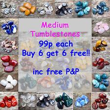 Healing Crystals Reiki Chakra 10 - 20mm Buy 6 get 6 FREE