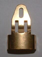 Grandfather Clock Pendulum Hook Top Part for Wood Stick 1 Inch Wide NEW Urgos