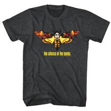 Silence of the Lambs Death's-head Hawkmoth Men's T Shirt Skull Moth Hannibal