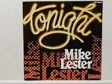 MIKE LESTER Tonight PB 8695
