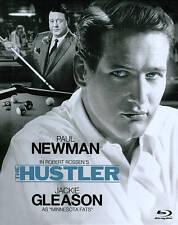 The Hustler (Blu-ray Disc, 2011, 50th Anniversary DigiBook)