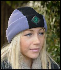 Unisex Fleece Hat by Original Lizard - walking hat, ski hat, outdoor hat