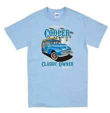 Certaines choses.. morris minor 1000 classic voiture voyageur imprimé natural t-shirt