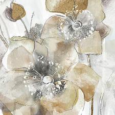 María Donovan: gris topo Spring Amapola II camilla-imagen de Pantalla Flores