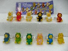 """Winnie Pooh """"Birth Stone ring collection"""" Tomy Danglers (scegli il personaggio)"""