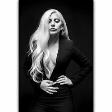 249663 Hot Lady Gaga Rap Sexy Music Singer Star WALL PRINT POSTER US
