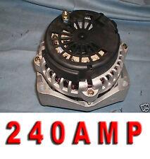 HIGH AMP Alternator HUMMER H2 Limo 6.0L Cadillac Escalade Silverado Trailblazer