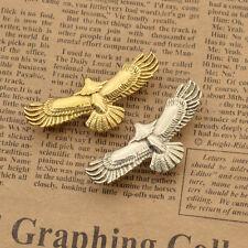 Solid Brass Eagle Rivet Stud Leather Craft DIY Belt Bag Clothes Decor 1pc