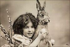 Poster, Many Sizes; Easter Rabbit 1907