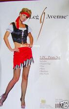 Costume Pirate grande pour nuits de poule + parties 5 piece L