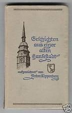 Anton capovolgere montagna: storie A.E. vecchi Hansestadt 1946
