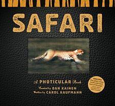 Safari: A Photicular Book by Dan Kainen Book The Cheap Fast Free Post