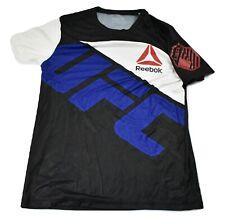 Reebok Mens UFC Ronda Rousey Fight Kit Combat Gear Jersey New S, M, L, XL, 2XL