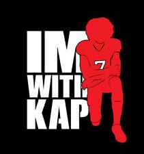 I'm With Kap shirt Colin Kaepernick kneel national anthem protest NFL football