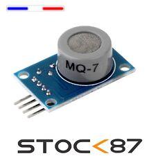 5257# 1 à 10pcs module capteur/détecteur Gaz CO MQ-7 - Arduino gas smoke sensor