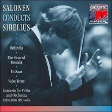 Salonen Conducts Sibelius: Finlandia, Swan of Tuonela, En Saga, Valse Triste