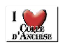 CALAMITA MOLISE FRIDGE MAGNET MAGNETE SOUVENIR LOVE COLLE D'ANCHISE (CB)