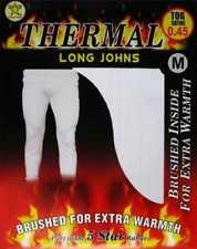 1 Mens THERMAL Long Johns Pants Trousers WINTER Ski Underwear / S M L XL XXL