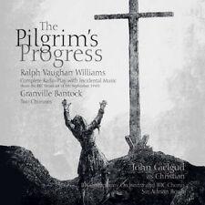 Vaughan Williams / Gielgud / Bbc Symphony Orch - Pilgrim's Progress [New CD]