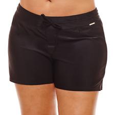 Zeroxposur Swim Shorts Plus Size 16W, 18W, 20W, 22W New Msrp $54.00 Liquorice