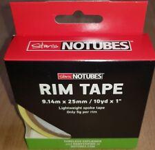 """Felgenband Notubes Stan´s rim tape Tubeless 12 21 25 x 9.14 m 10yd 0.826 1"""" 30m"""