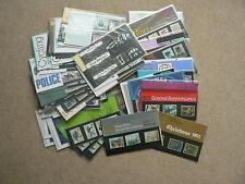 GB Presentation Packs: 1972 - 1981, Sold Individually, MNH
